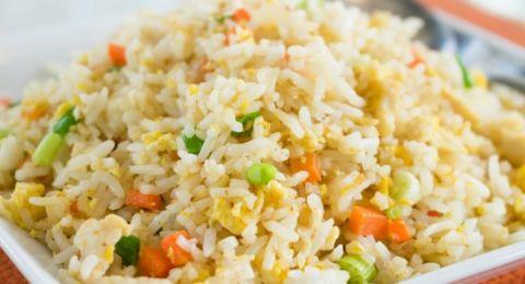 أرز صيني بسعرات حرارية أقل