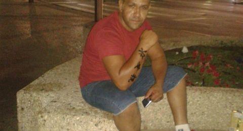 كفرقرع:مصرع الشاب قاسم مسعود غاوي (37 عاما) بعد تعرضه لاطلاق نار