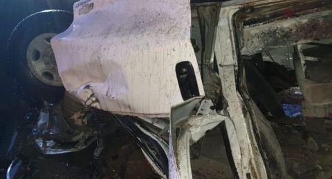 المكر: قتيلان في حادث طرق مروع
