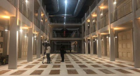 إسرائيل تفتتح أول مقبرة تحت الأرض بالعالم في القدس بتكلفة 300 مليون شيكل