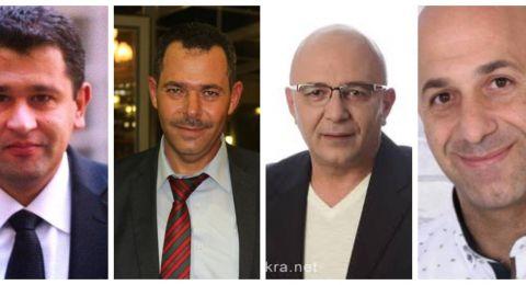 ناشطون لبكرا: غانتس يستفرد بالأحزاب العربية