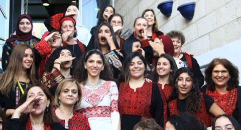 مركز يبوس الثقافي ينظم مهرجان القدس للفنون الشعبية 2019