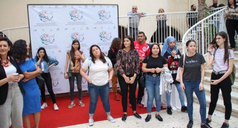 الناصرة تحتفل بافتتاح اكاديمية فرينج للفنون والمسرح والتمثيل