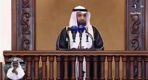 الكويت.. اشتباك عنيف بين مصلين على الهواء مباشرة خلال صلاة الجمعة!