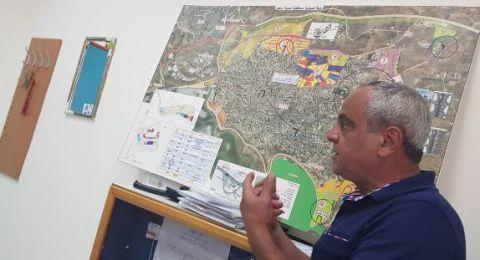 سخنين: إعادة أرض بيزك لملكية البلدية