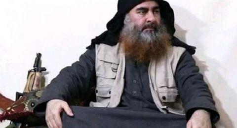 زوجتا البغدادي فجرتا نفسيهما.. وفيديو للعملية من إدلب