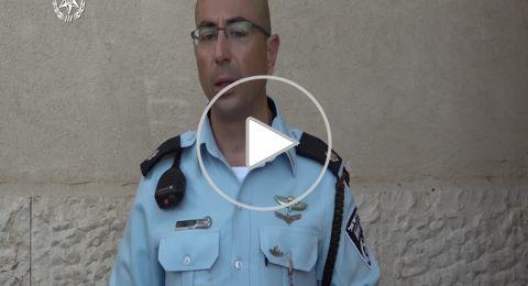 تل السبع : ضبط أسلحة في احد المنازل وتحرير56 مخالفات سير