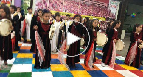 سخنين: أمسية ثقافية فرسانها طلاب مدرسة الصفا. ..