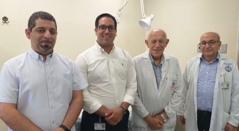 جديد في مستشفى الناصرة الانجليزي خدمة جراحة مسالك بولية للأطفال الأولى في منطقة الشمال