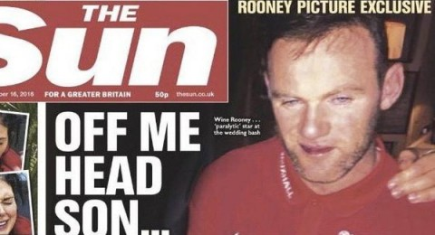 الاتحاد الإنجليزي يبرئ روني من حادثة الفندق