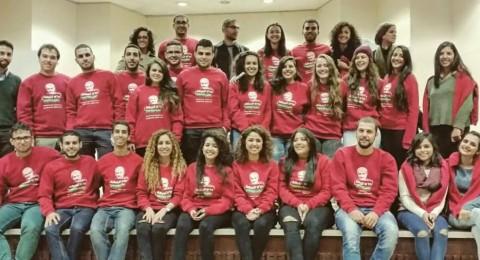 الجبهة الطلابية في تل ابيب تنتخب هيئاتها