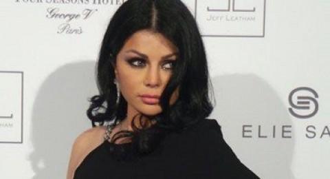 هيفاء وهبى تسافر إلى شرم الشيخ للغناء اليوم عقب وصولها القاهرة أمس