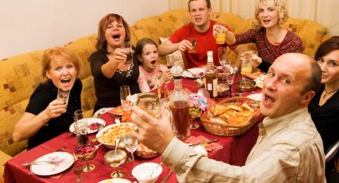 نصائح غذائية فعالة للإحتفال برشاقة ليلة رأس السنة