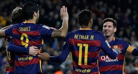 برشلونة يسجل أرقام قياسية بعد فوزه على ريال بيتيس