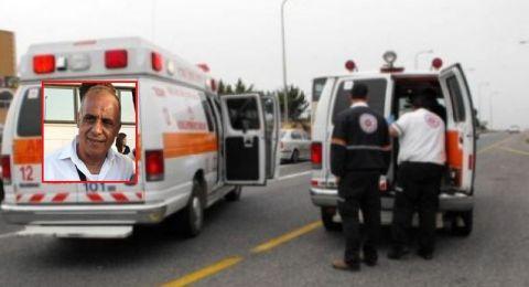 الطيرة: مصرع فواز دعاس (٥٦ عاما) طعناً واصابة آخر
