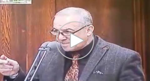 النائب أكرم حسون يضع قضية شارع كسرى سميع على جدول أعمال الكنيست!