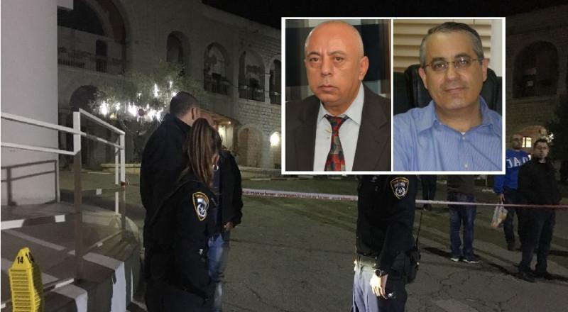 الناصرة: إدارة المستشفى الفرنسي تعقب على حادث إطلاق النار على الحارس