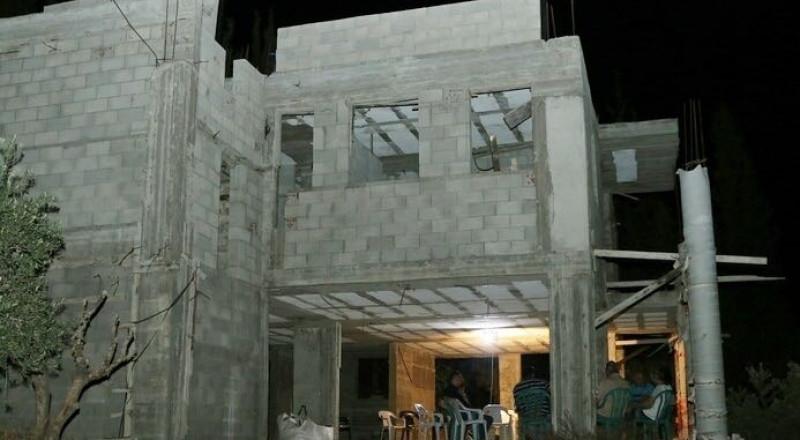 عارة: اتفاق يقضي بتجميد امر هدم بيت المواطن عبد الله جزماوي لنصف عام