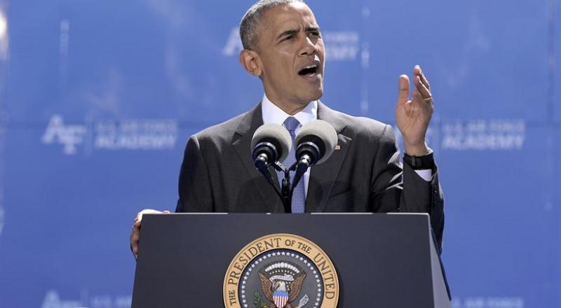 أوباما: الاستيطان يجعل الضفة الغربية تشبه الجبنة السويسرية