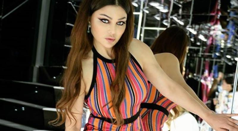 هيفاء وهبي تلجأ لمحامي عمرو دياب