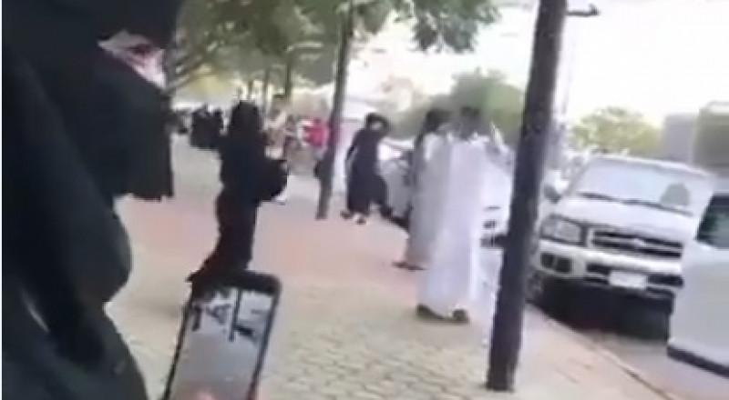 رقصة علنية تشعل السعودية والسلطات توجه باعتقال المسؤولين