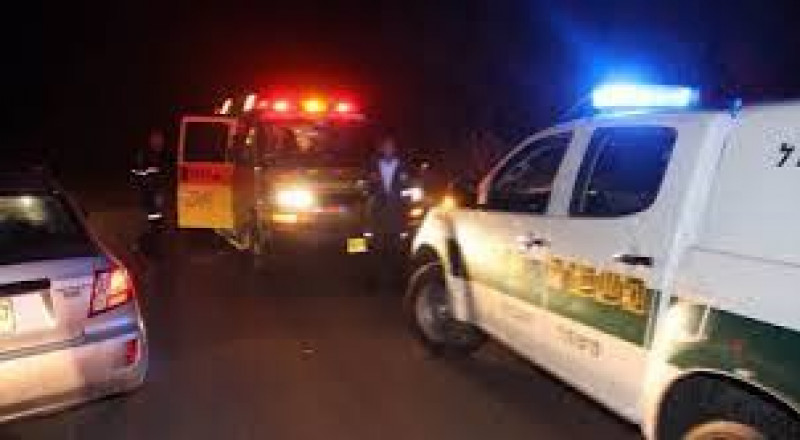 حادث طرق دام في الجنوب يسفر عن مصرع رجل واصابة اخر