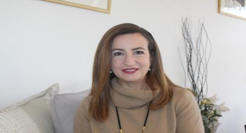 غيداء ريناوي زعبي تتحدث عن اجندتها وسبب انضمامها لميرتس.. شاهدوا