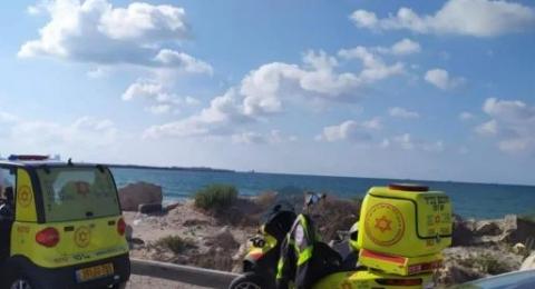 مصرع شاب غرقًا في حيفا