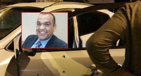 قلنسوة: اصابة خطرة لمدير عام البلدية بحادث اطلاق نار، ودرعي يطالب اوحانا بالتحقيق الجديّ