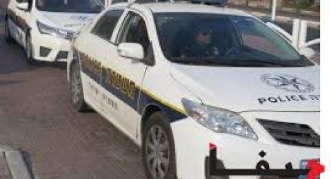 اتهام شاب من طمرة بحيازة السلاح واطلاق النار على افراد الشرطة