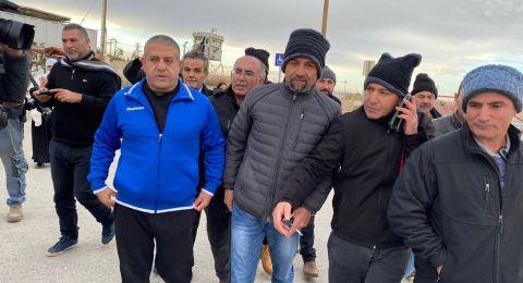 الشرطة الإسرائيلية تعتقل الاسير السابق صدقي المقت
