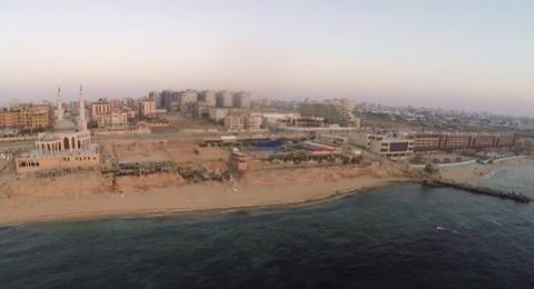 الجيش الاسرائيلي يُطلق النار صوب الصيادين بمنطقة السودانية بغزة
