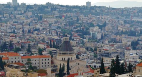 بلدية الناصرة: الناصرة خضراء حسب سلم الكورونا