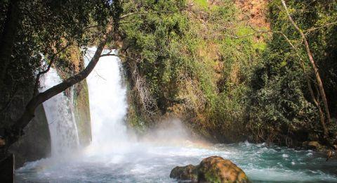 170 الف متنزه يصلون إلى المناطق الطبيعية في البلاد اليوم