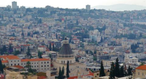 بلدية الناصرة:يوم الارض الخالد ..رمز التمسك بأرضنا وثوابتنا وهويتنا