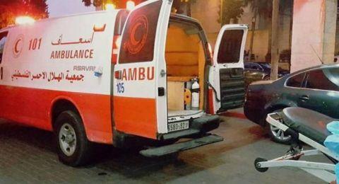 مصرع شاب اثر حادث عمل وسط قطاع غزة