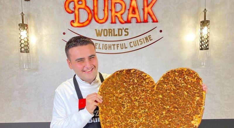 الشيف بوراك يوجه رسالة إلى بيروت