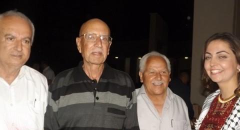 كفرقرع تحتضن مهرجان عرس التراث الفلسطيني وردة نيسان