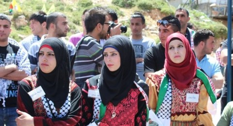 مهرجان لشبيبة 'القدس المفتوحة' وفاء للأسرى وأبو جهاد