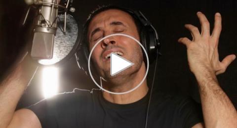 بالفيديو.. حقيقة غناء كاظم الساهر لبشار الاسد!