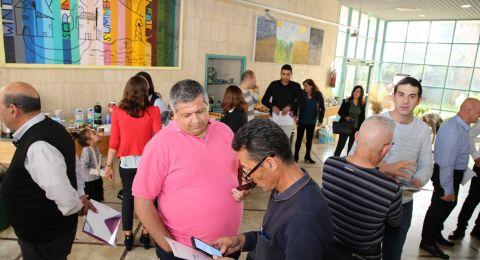 مؤتمر الأعمال في شفاعمرو يسجل نجاحا باهرا