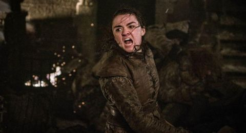 Game of Thrones يتصدر بعد عرض الحلقة الثامنة