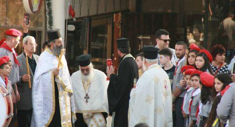 الطوائف المسيحية تحتفل بعيد الفصح
