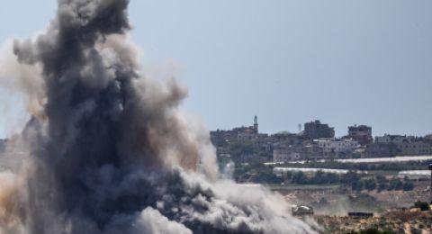 3 شهداء بينهم أم ورضيعتها و17 إصابة بالعدوان الإسرائيلي المتواصل على غزة