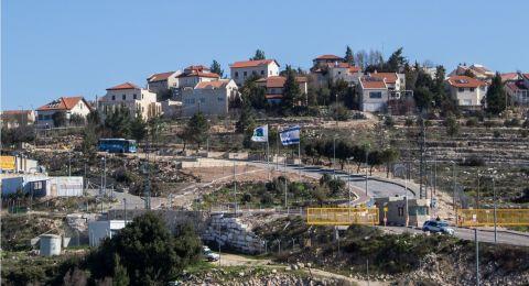 تقرير: اتفاق تشكيل الإئتلاف الحكومي الاسرائيلي سيشمل ضم أجزاء من الضفة