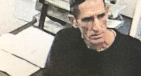شرطة إسرائيل تطلب المساعدة بالبحث عن سارق مجوهرات