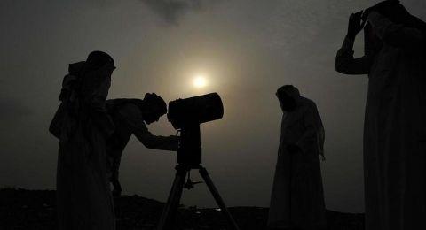 تعذر رؤية هلال شهر رمضان وغدا المكمل لشعبان