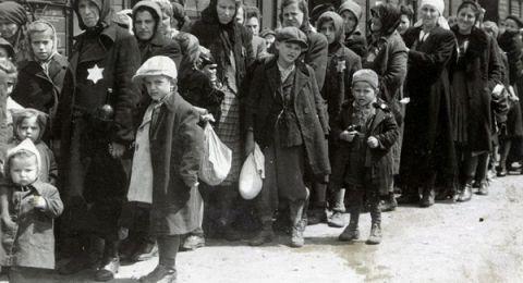 اليوم: ذكرى المحرقة النازية بحق اليهود
