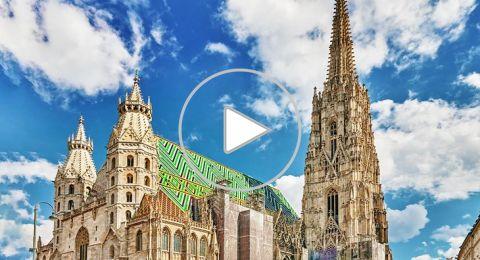 كاثدرائية سان ستيفان في فيينا صرح معماري عريق