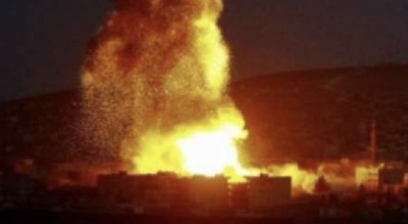 اسرائيل تقصف عدة مواقع في قطاع غزة